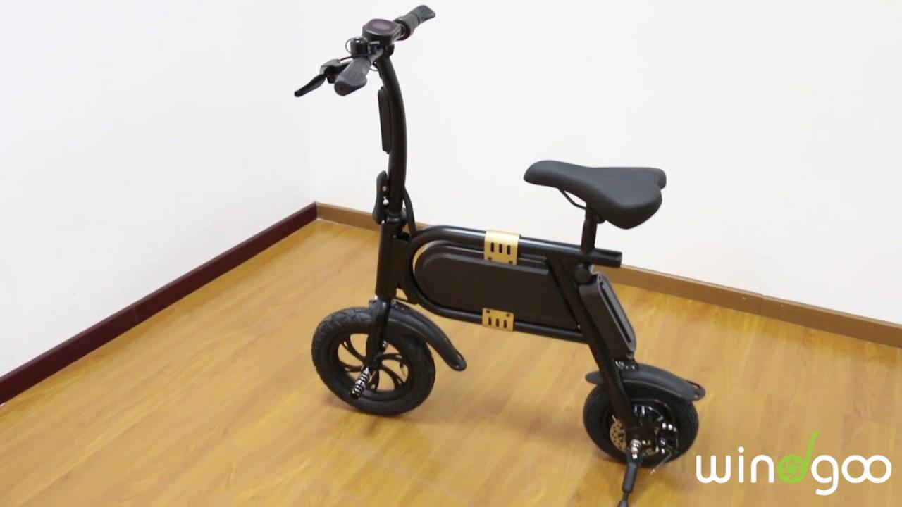 Windgoo E Bike B12 Details A Full Check The One You Need For