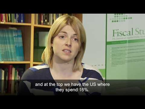 Institute for Fiscal Studies  Medical Spending across the Developed World (subtitles)