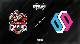 Team Empire vs. BDS Esport - Consulate - Rainbow Six Pro League - Season XI - EU
