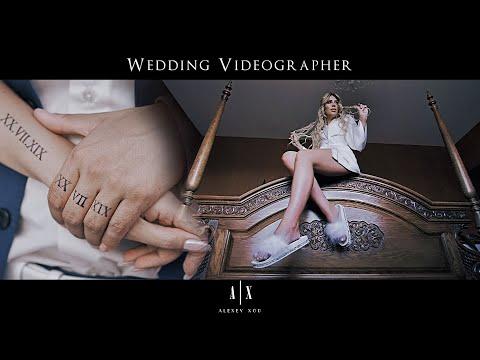 Свадебное видео видеограф видеосъёмка на свадьбу в Вильнюсе Италии Праге Париж Минске Риге