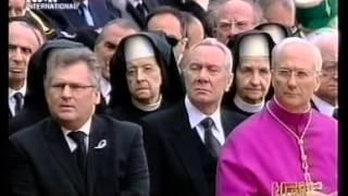 Lễ Tang Đức Giáo Hoàng Gioan Phaolô II