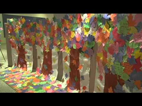 Albany County Random Acts of Kindness Art Display Unveiled