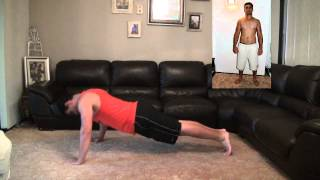 200 PUSH UPS A DAY FOR 2 WEEKS CHALLENGE RESULTS