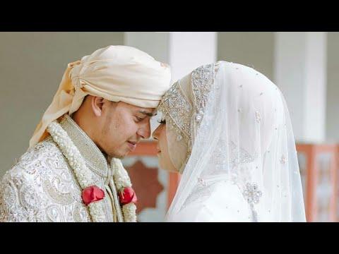 Akad Nikah Salim Bahanan & Fatimah Syaharah Al Hadad || Sabtu 15-09-2018