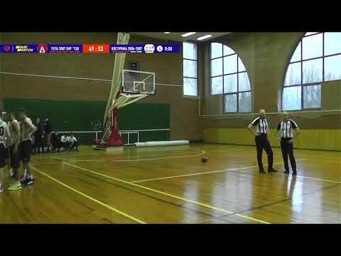 БК ЮНИБАСКЕТ | ЯРОСЛАВЛЬ | Ухта-2007 - Кострома