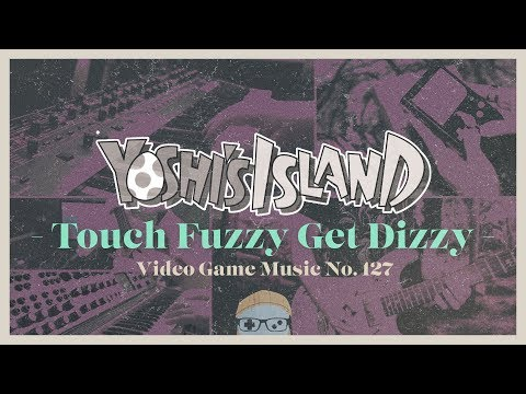 VGM #127: Touch Fuzzy, Get Dizzy (Yoshi's Island) Synth-Rock Cover Ft. Curious Quail