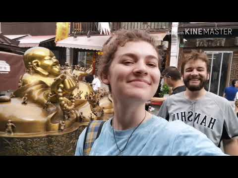 Hangzhou Vlog 2018 (Zhejiang University of Media and Communi