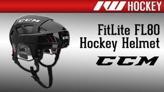 CCM FitLite FL80 Helmet Review