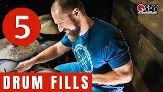5 Drum Fills That WORK