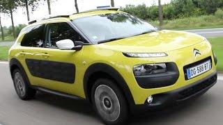 Citroën C4 Cactus: Der Kanarienvogel für die Straße