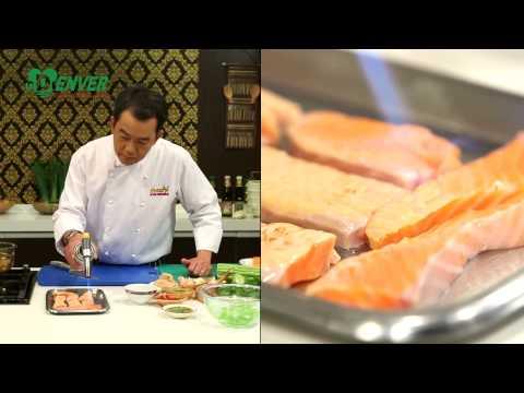 ยอดเชฟไทย (Yord Chef Thai) 13-06-15 Ep.3 เมนู: ปลาแซลมอนแช่น้ำปลา