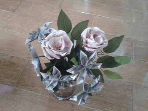 manualidades:como-hacer-un-ramo-de-flores-y-rosas-de-billetes-paso-a-paso-1ª-parte