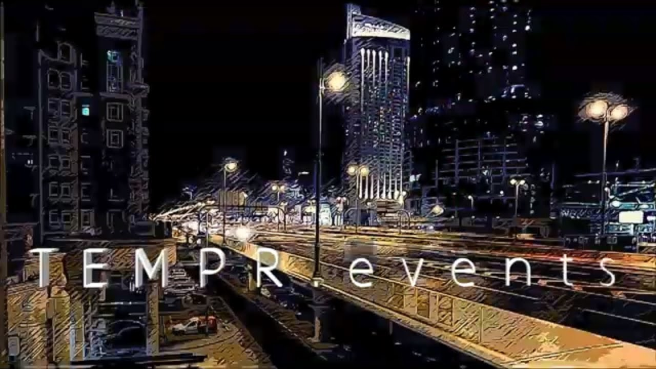 TEMPR Events - YouTube