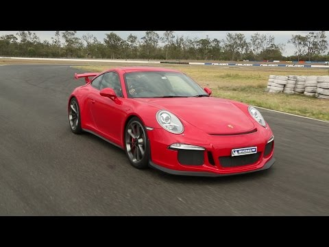 Porsche 911 GT3 - A Car For The Track And The Road