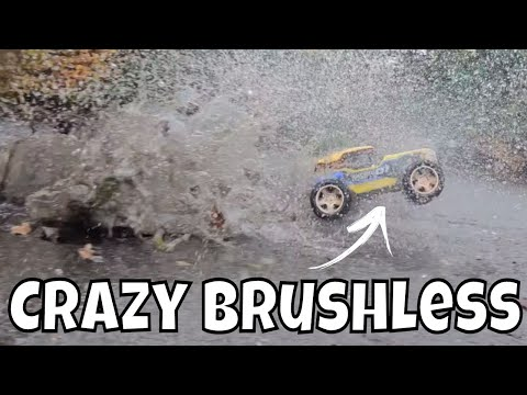 How To Fully Upgrade Your RC Car! WLtoys 12402-A Brushless, Oil Shocks, Big Servo!