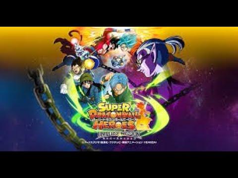 Dragon Ball Heros | Bảy Viên Ngọc Rồng Anh Hùng Tập 1 - Tập 3.