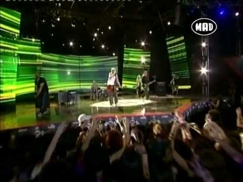 Sunrise Avenue - Fairytale Gone Bad (Mad Video Music Awards 2007)