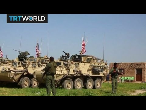 The War in Syria: White House approves supplying arms to YPG