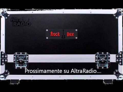 ROCK BOX…PROSSIMAMENTE SU ALTRARADIO!