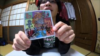 K-WESTのステッカーを手に入れたぞ! 福田麻衣 検索動画 29