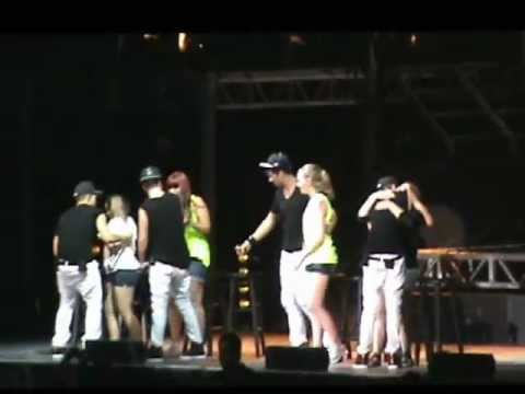 Big Time Rush - Live in Dallas, TX - Part FIVE (Cover Girl, Worldwide)