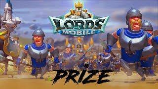 Немного боевого контента    Lords Mobile