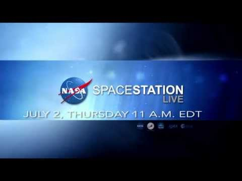 Space Station Live: Scott Kelly Interview