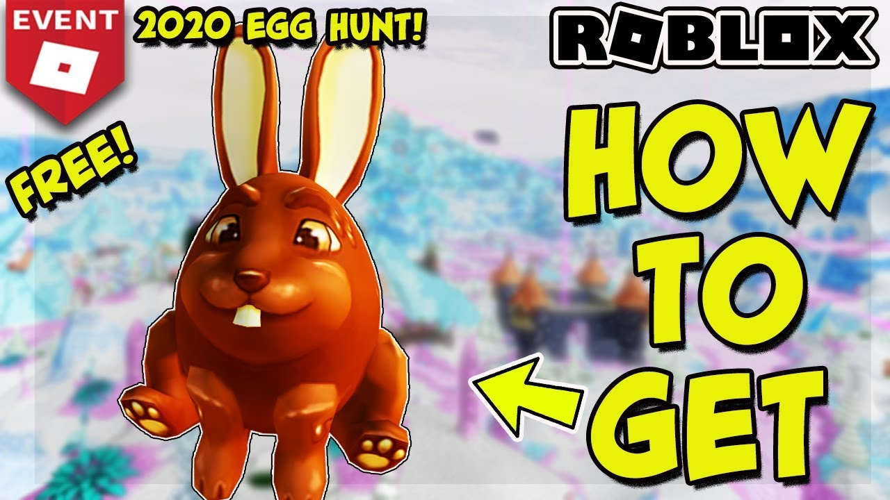 Event How To Get The Chocolate Bunny Egg In Egg Simulator