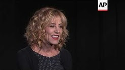 Christine Lahti says the key to her thirty year marriage is 'not seeing each other very much'