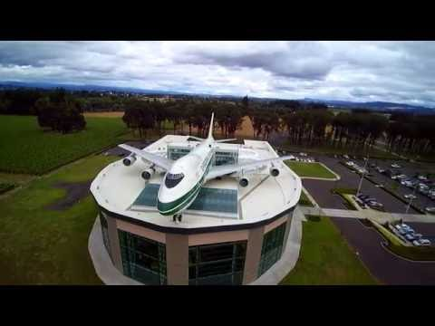 Evergreen Aviation and Space Museum, McMinnville Oregon
