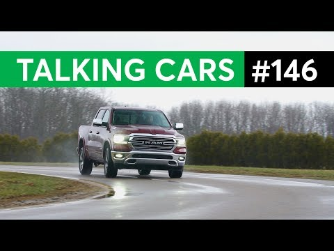 Ram 1500, Jeep Cherokee; Used Car Buying Advice|Talking Cars with Consumer Reports #146