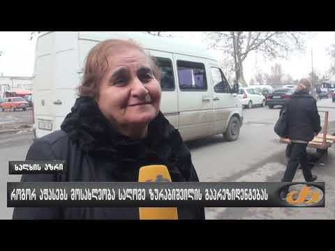 How do you like salome Zourabishvili, as a president of Georgia ?