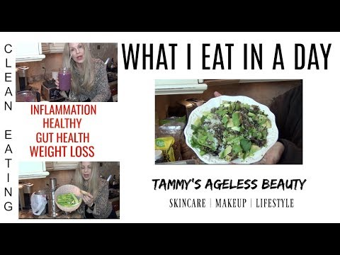 What I Eat In a Day | For A Healthy Aging Life | Inflammation #maturelifestyle thumbnail