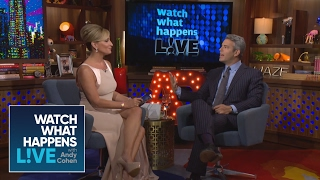 Sonja morgan grills andy cohen in special one-on-one | wwhl