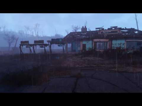 [Fallout 4] Original Save Main Settlement WIP