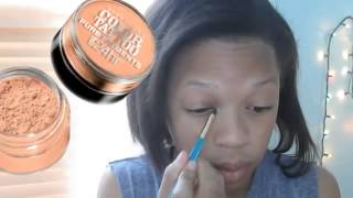 Running Late ; Hair Makeup & Outift   Spring 2014   YouTube Thumbnail