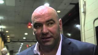 UFC 194: Dana White Event Recap