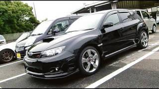 2009 Subaru Impreza WRX STI A Line Videos