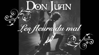 Les fleurs du mal - Don Juan