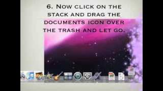 How to create, save and print a document on a Mac