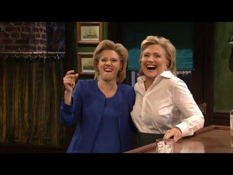 Donald Trump: Hillary Clinton 'Did a Nice Job' Mocking Me on 'SNL'