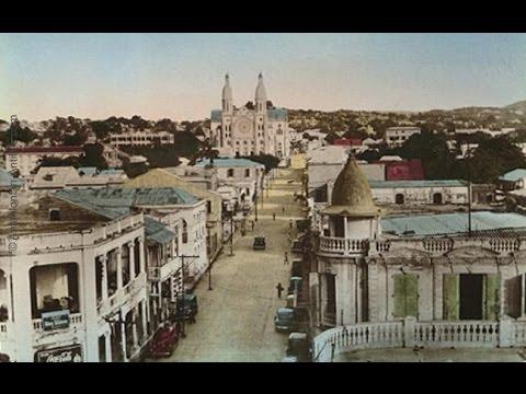 1980's Port-Au-Prince Haiti
