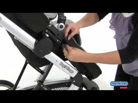 2011 Stroller System - Peg Perego Skate System - Official Video