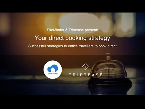 Successful strategies to entice travellers to book direct