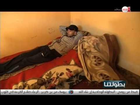 حمادي الزهاني، من نجم في المنتخبات الوطنية إلى رجل بلا مأوى