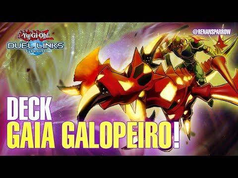 DECK GAIA GALOPEIRO! - Yu-Gi-Oh! Duel Links #233