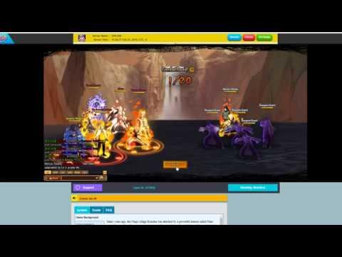 Ultimate Challenge i Bestia - Ninja World Online