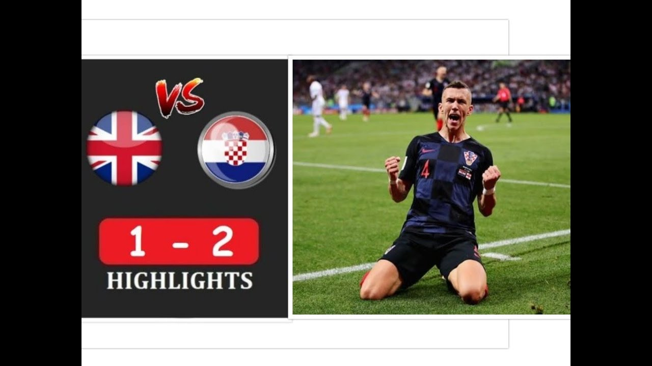 Download Croatia vs England 2-1 - All Goals & Extended Highlights - World Cup 11/07/2018 HD