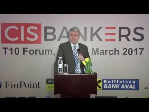 Dmytro Sologub at CIS BANKERS