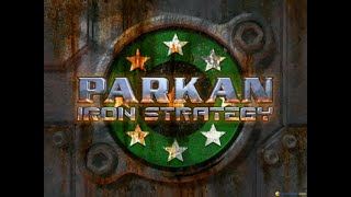 Parkan: Iron Strategy gameplay (PC Game, 2001)